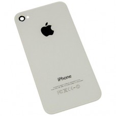 Задняя крышка корпуса для iPhone 4S белая