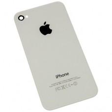 Задняя крышка корпуса для iPhone 4 белая
