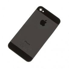 Корпус (задняя крышка) для iPhone 5 (черный)