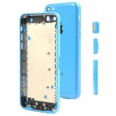 Корпус для iPhone 5C (синий)