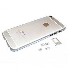 Корпус для iPhone 5 в стиле iPhone 6 (серебряный)