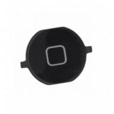 Кнопка домой (home) для iPhone 4S (черная)