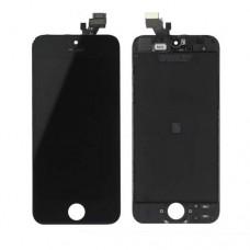 """Дисплей в сборе для iPhone 5 """"AAA"""" черный"""