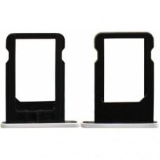 Лоток (держатель) SIM-карты белый для iPhone 5C