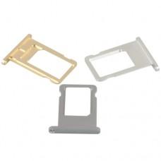 Лоток (держатель) SIM-карты серый для iPhone 6S