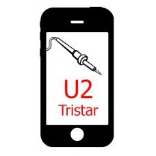 Замена микросхемы / контроллера / чипа U2 Tristar на iPhone 5S