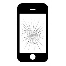 Замена дисплея (экрана) iPhone 4